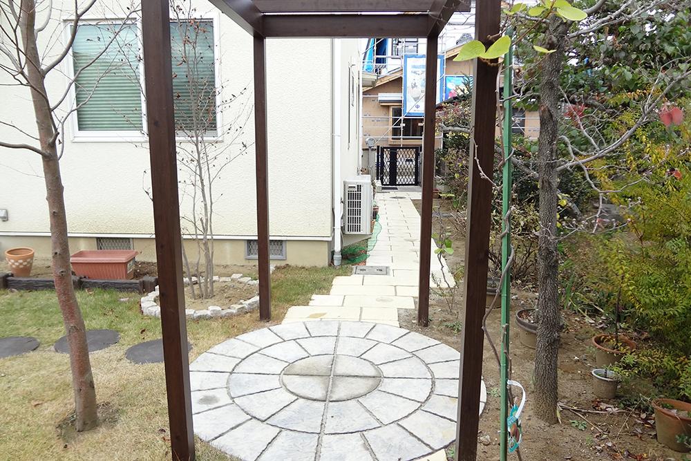 ガーデンリフォーム 長野市K様邸
