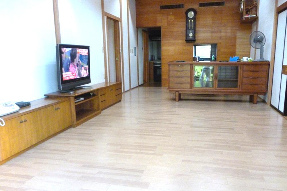 リビング、寝室のリフォーム 長野市E様邸