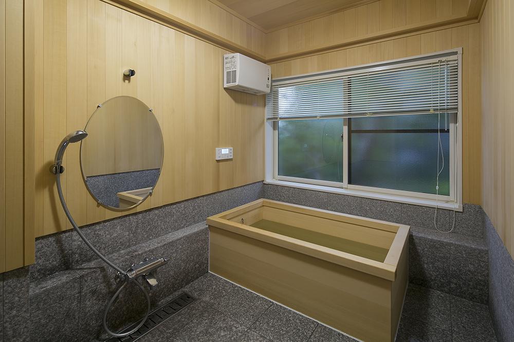浴室リフォーム 長野市H様邸