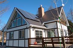 お客様に合う太陽光発電システムをご提案