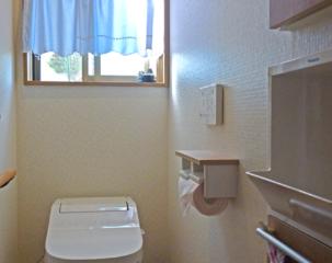 トイレのリフォーム工事 須坂市T様
