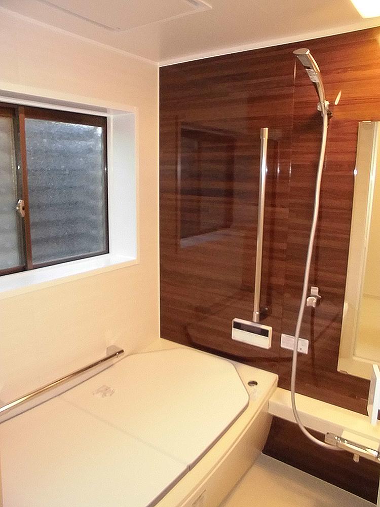 浴室リフォーム 長野市Y様邸