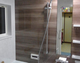 浴室・洗面台リフォーム 長野市H様邸