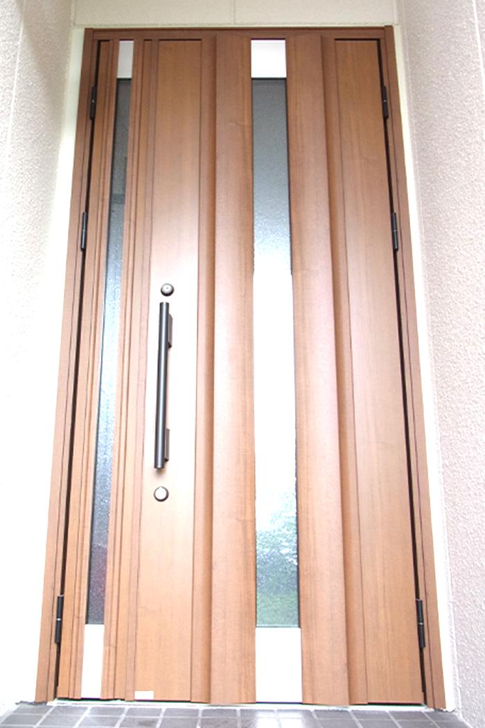 玄関・内窓リフォーム  長野市K様邸