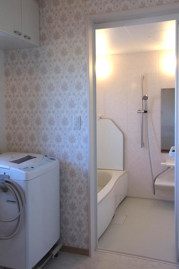 浴室・トイレのリフォーム 中野市M様邸