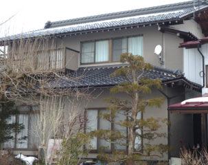 屋根葺き替えリフォーム 長野市Y様邸