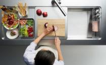 クリナップの新商品キッチン「セントロ」をチェックしてきました!