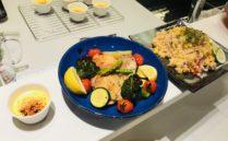 LIXILのシステムキッチンで調理体験してきました!